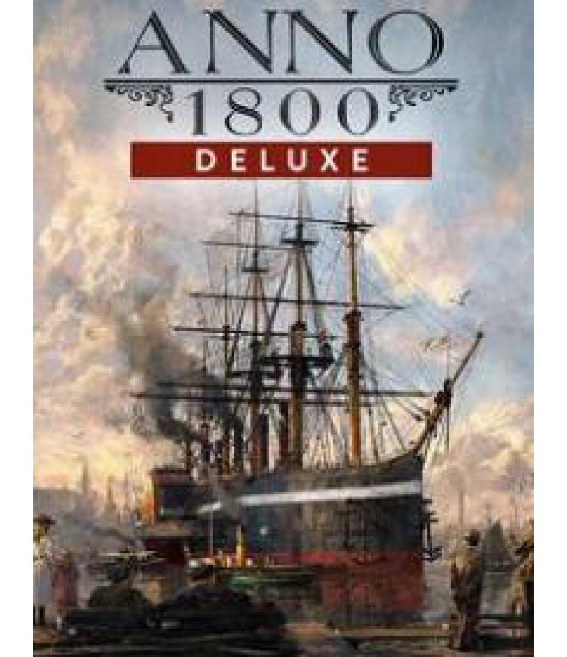 Anno 1800  >  Items  >  Anno 1800 PC  >  Deluxe Edition