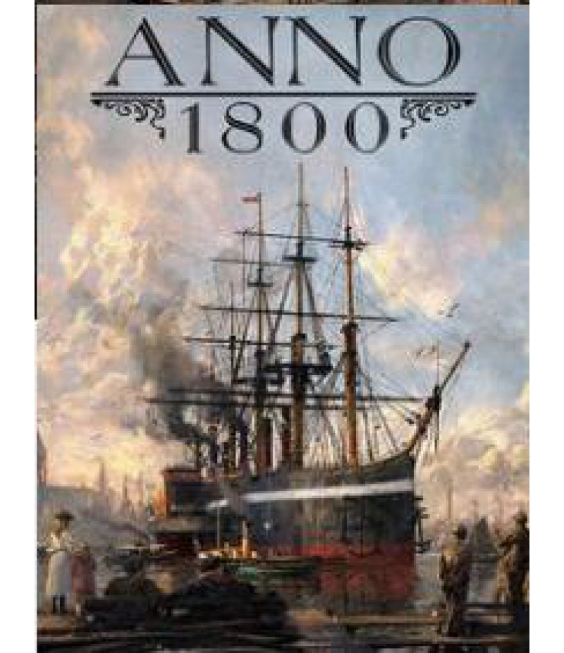 Anno 1800  >  Items  >  Anno 1800 PC  >  Season Pass