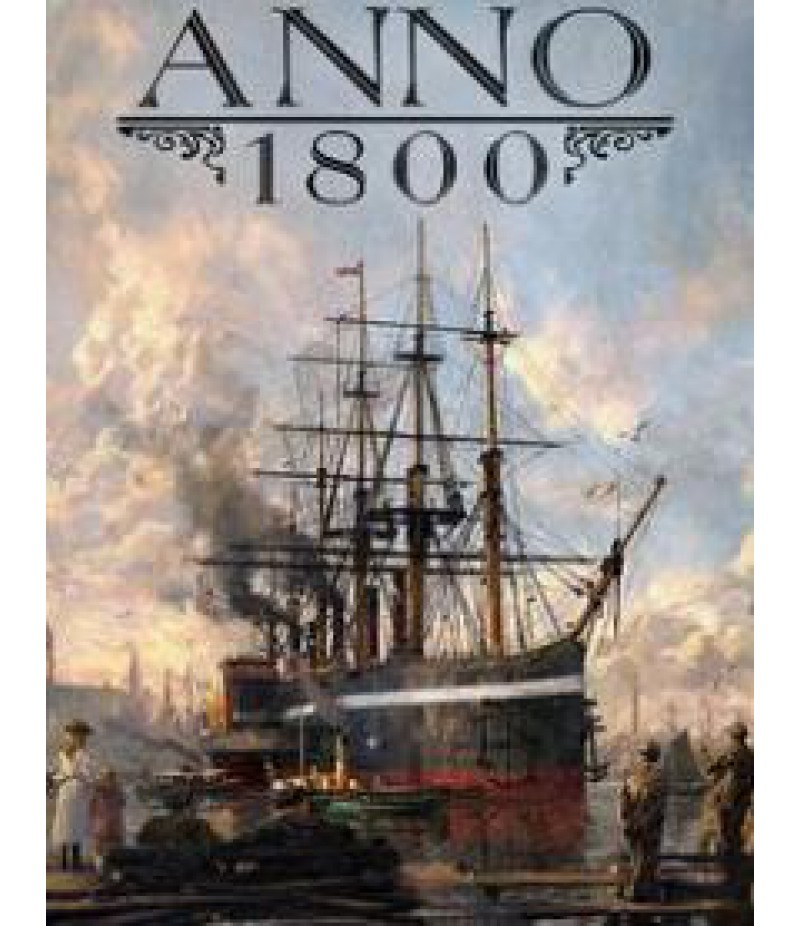 Anno 1800  >  Items  >  Anno 1800 PC  >  Standard Edition
