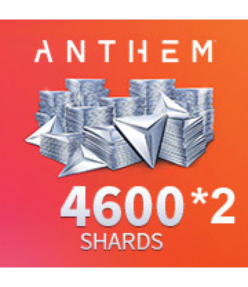 Anthem  >  Pack  >  4600 *2 Shards Pack