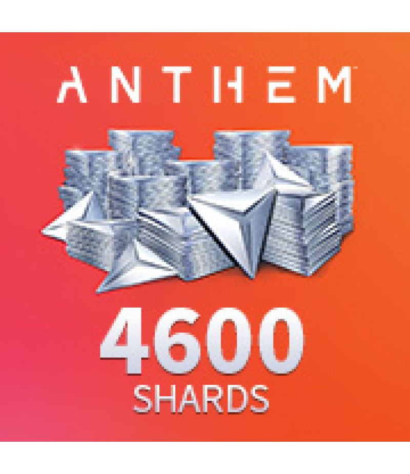 Anthem  >  Pack  >  4600 Shards Pack