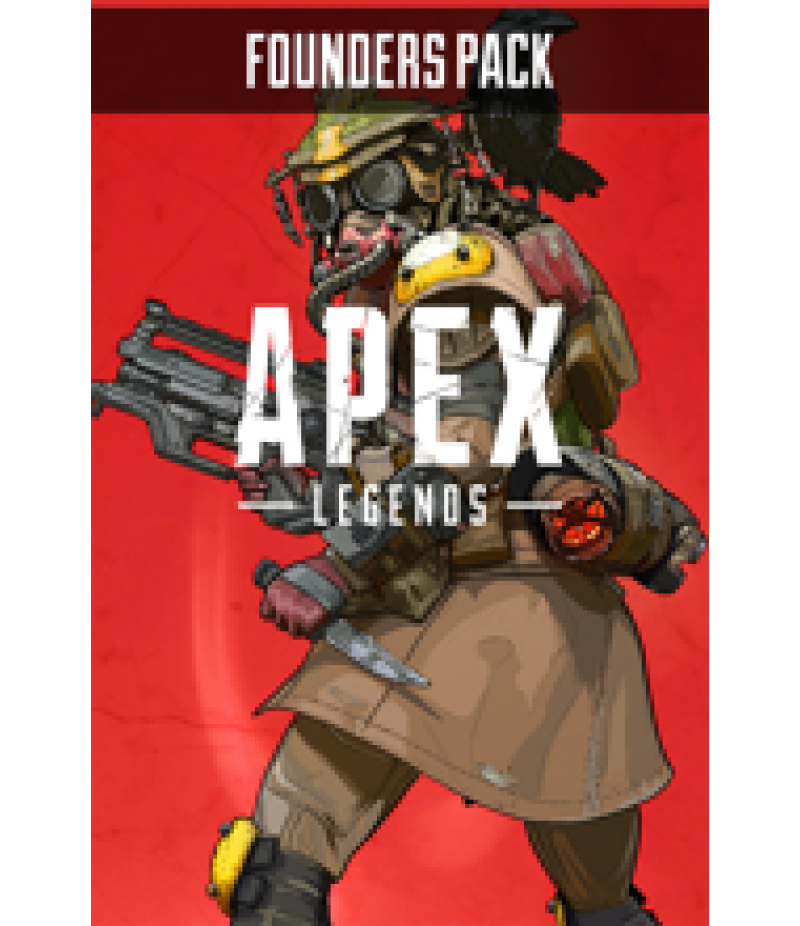 Apex Legends  >  Coins  >  Apex Legends Coins(PC Only)  >  Founders Pack