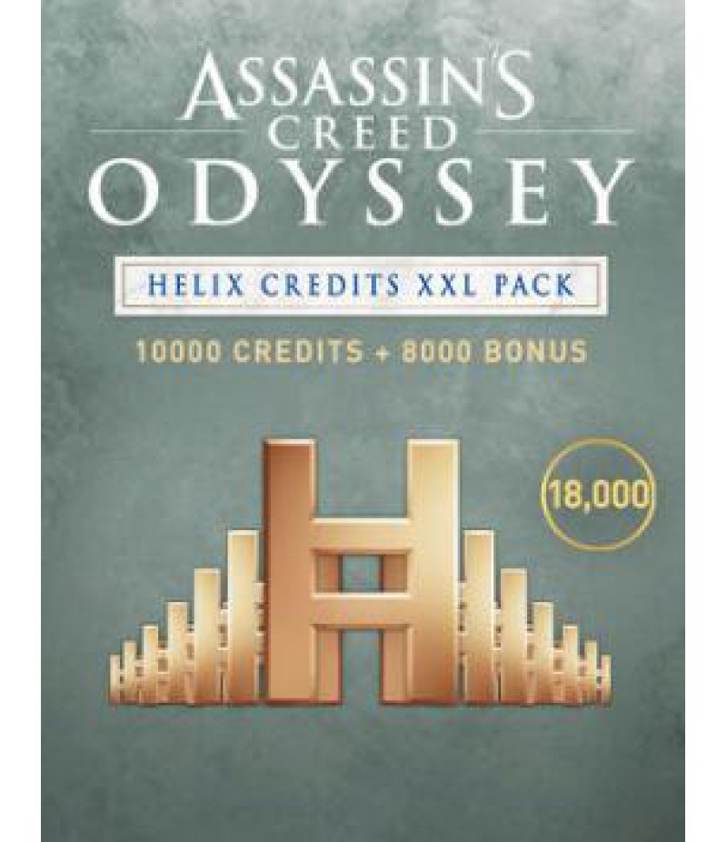 Assassin's Creed Odyssey  >  Credits  >  18000 Helix Credits