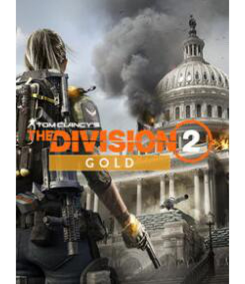 Division 2  >  Items  >  PC  >  Gold Edition