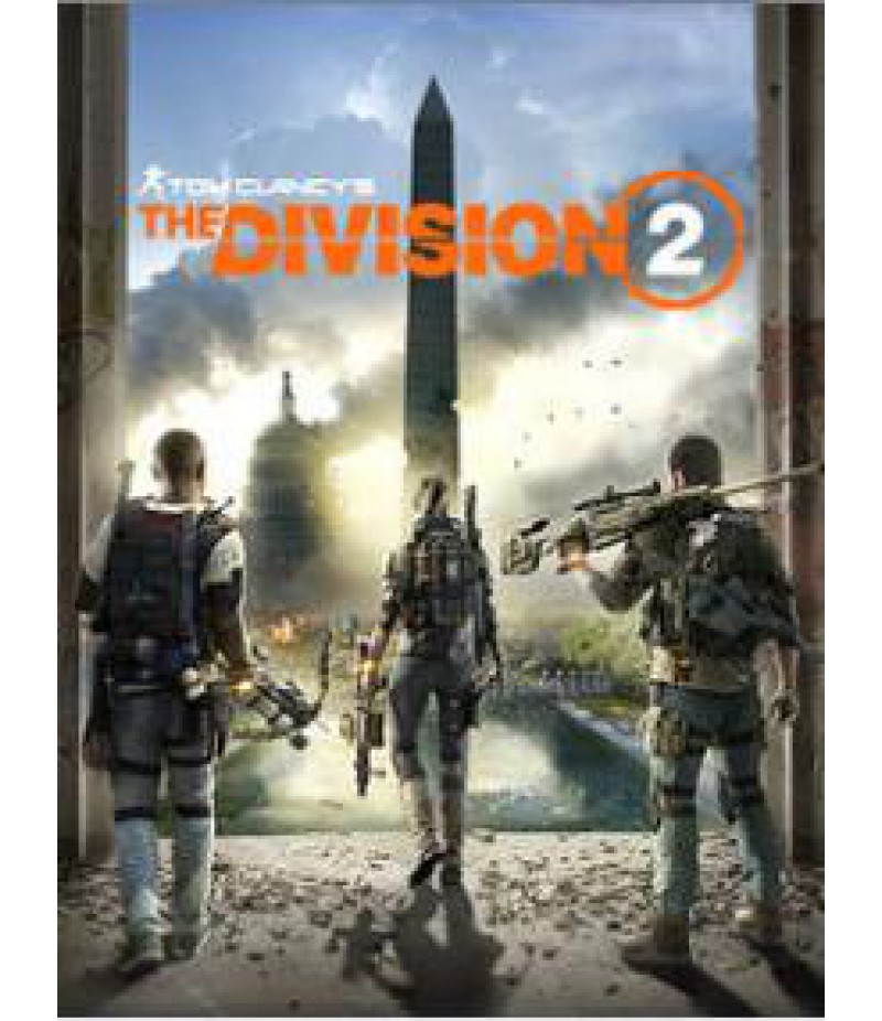 Division 2  >  Items  >  PC  >  Standard Edition