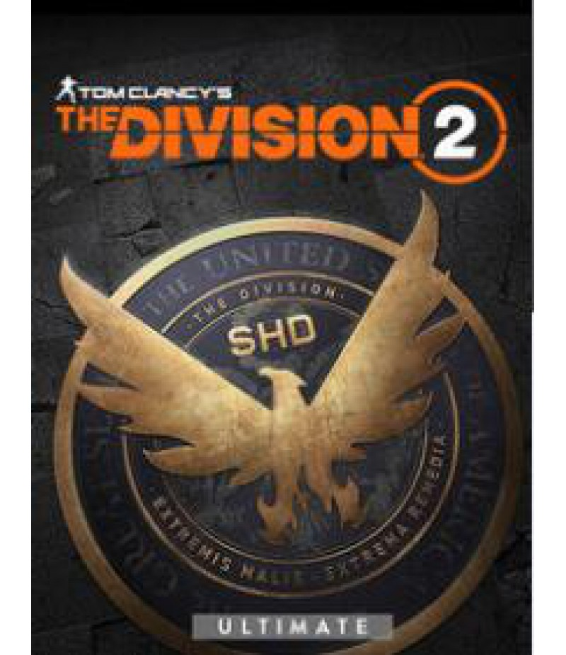 Division 2  >  Items  >  PC  >  Ultimate Edition