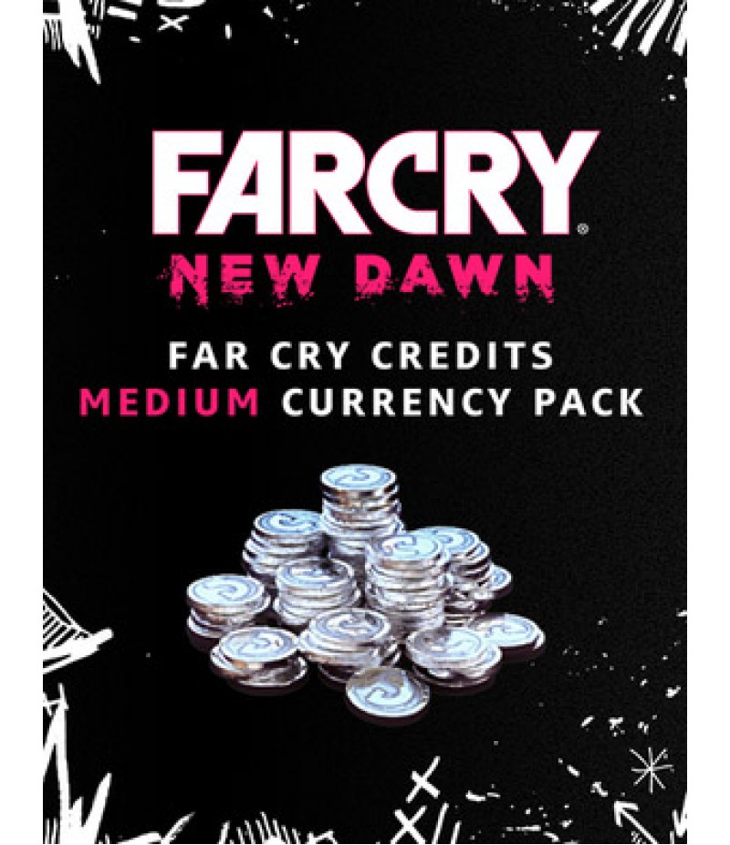 Far Cry New Dawn  >  Items  >   Credits Pack(PC Only)  >  1050 Credits