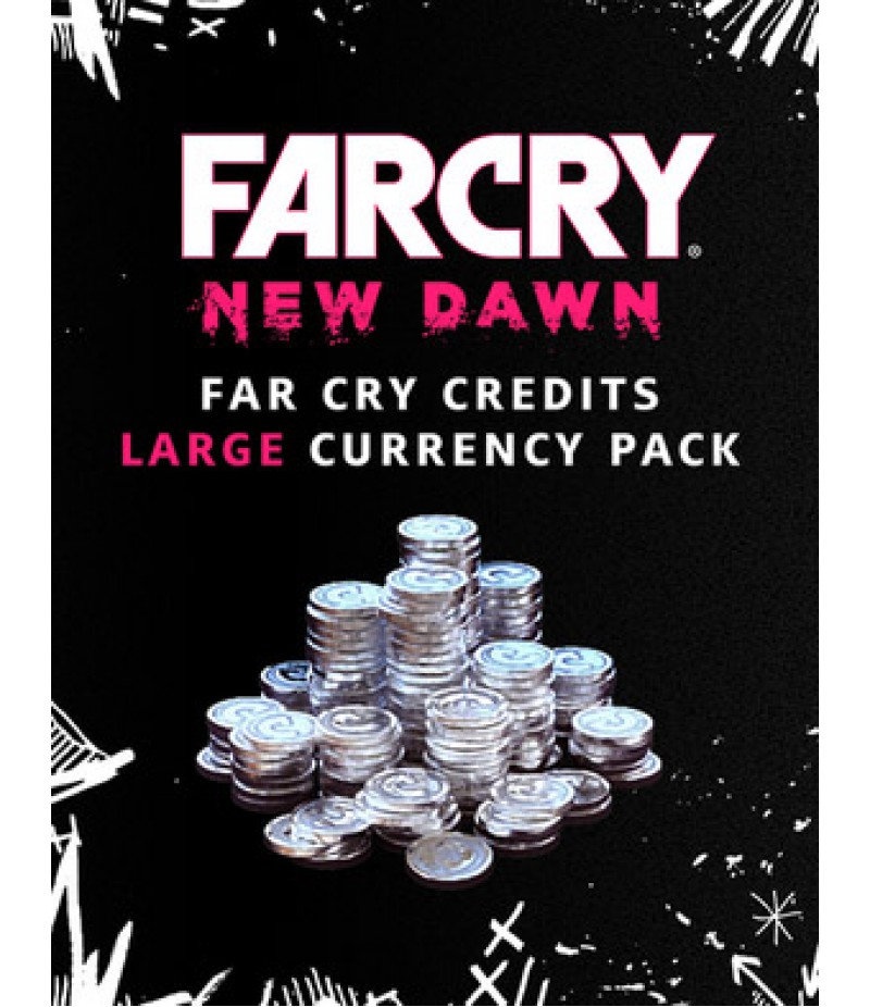 Far Cry New Dawn  >  Items  >   Credits Pack(PC Only)  >  2400 Credits