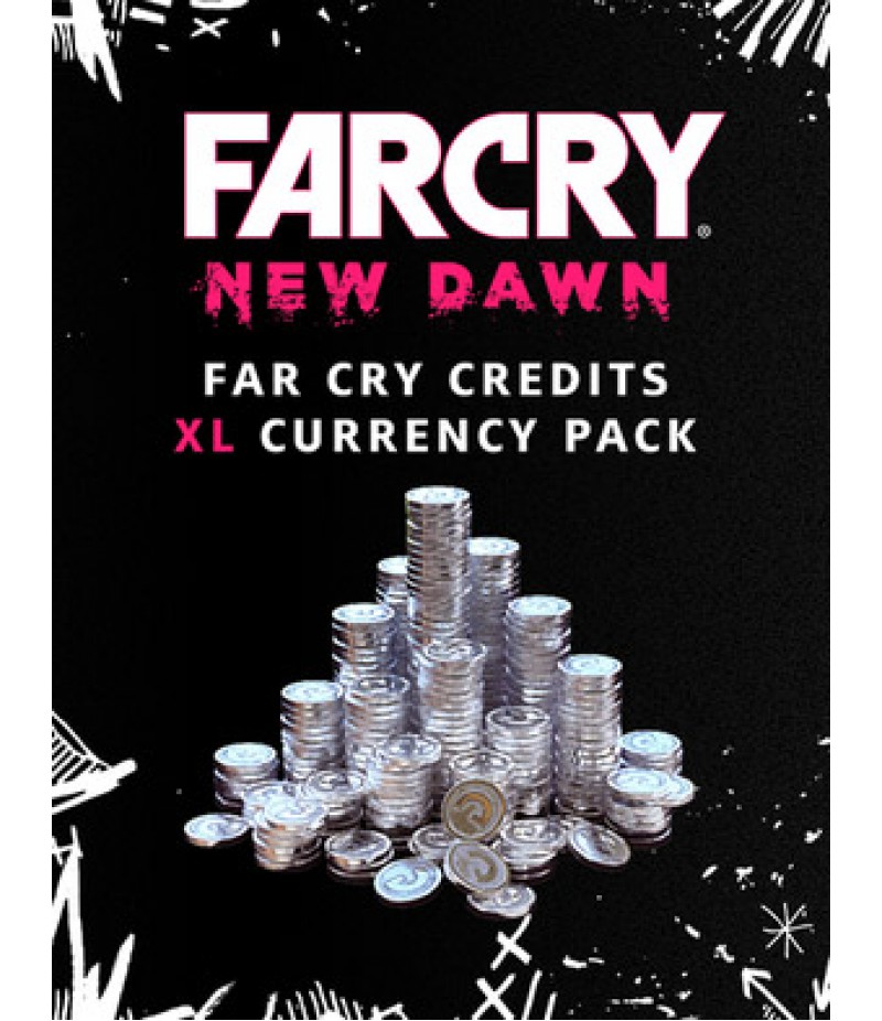 Far Cry New Dawn  >  Items  >   Credits Pack(PC Only)  >  4550 Credits
