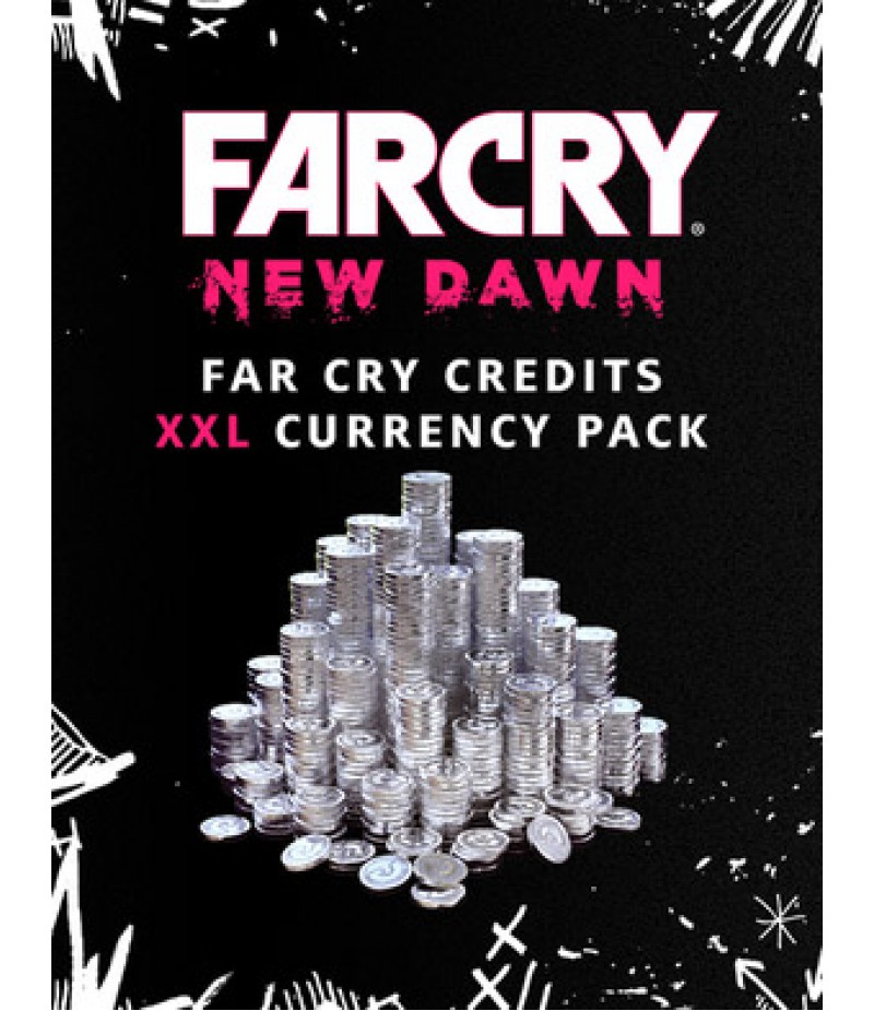 Far Cry New Dawn  >  Items  >   Credits Pack(PC Only)  >  7250 Credits
