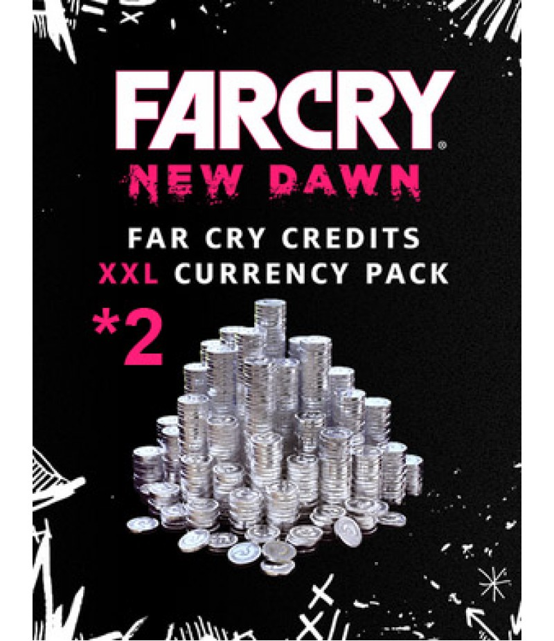 Far Cry New Dawn  >  Items  >   Credits Pack(PC Only)  >  7250 *2Credits