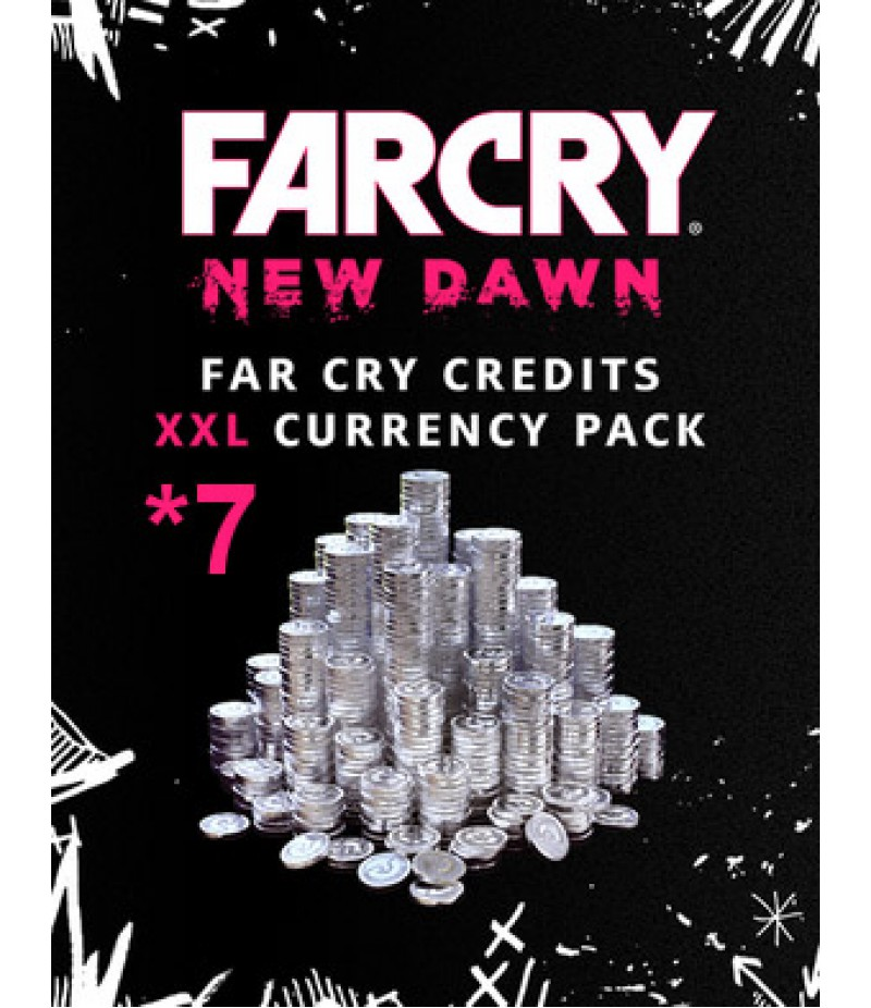 Far Cry New Dawn  >  Items  >   Credits Pack(PC Only)  >  7250 *7Credits