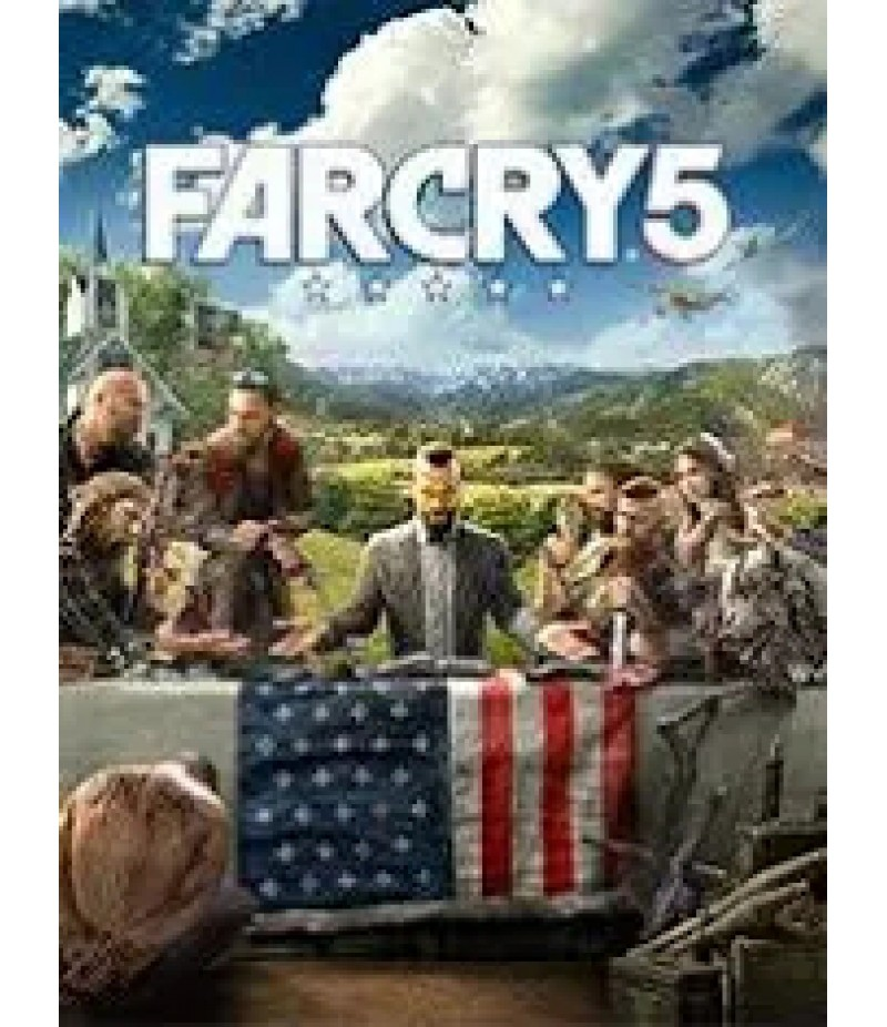 Far Cry New Dawn  >  Items  >   Credits Pack(PC Only)  >  Far Cry 5