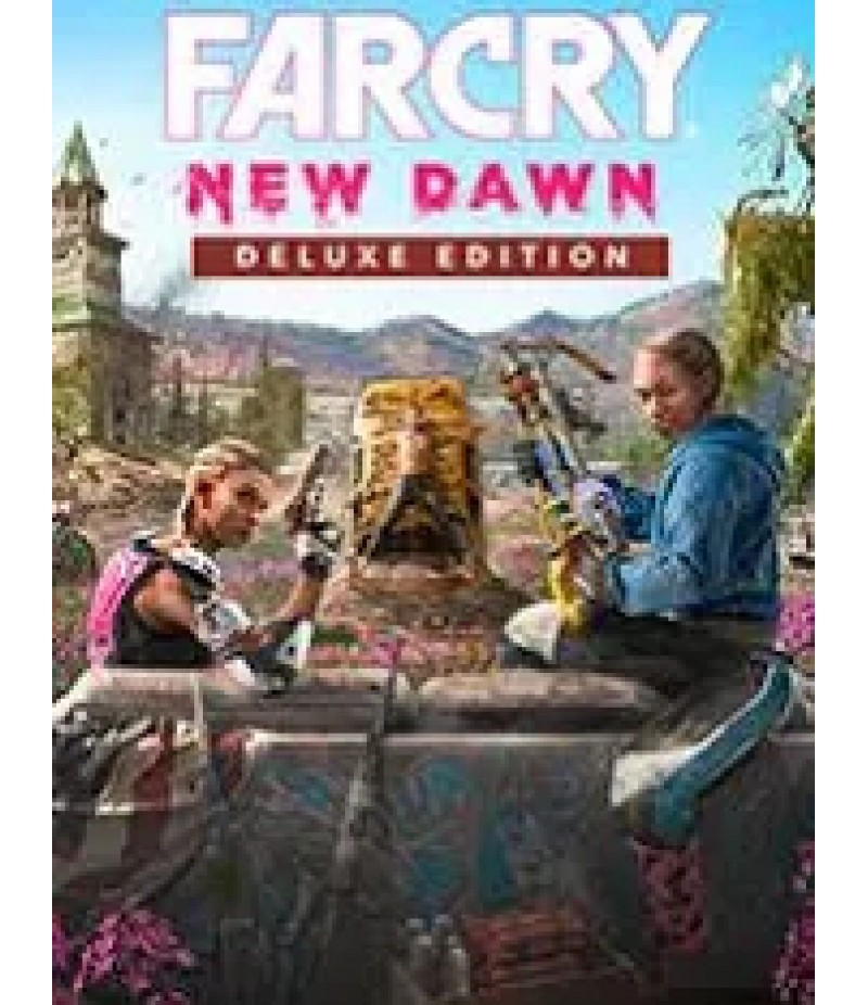 Far Cry New Dawn  >  Items  >   Credits Pack(PC Only)  >  Far Cry New Dawn Deluxe Edition