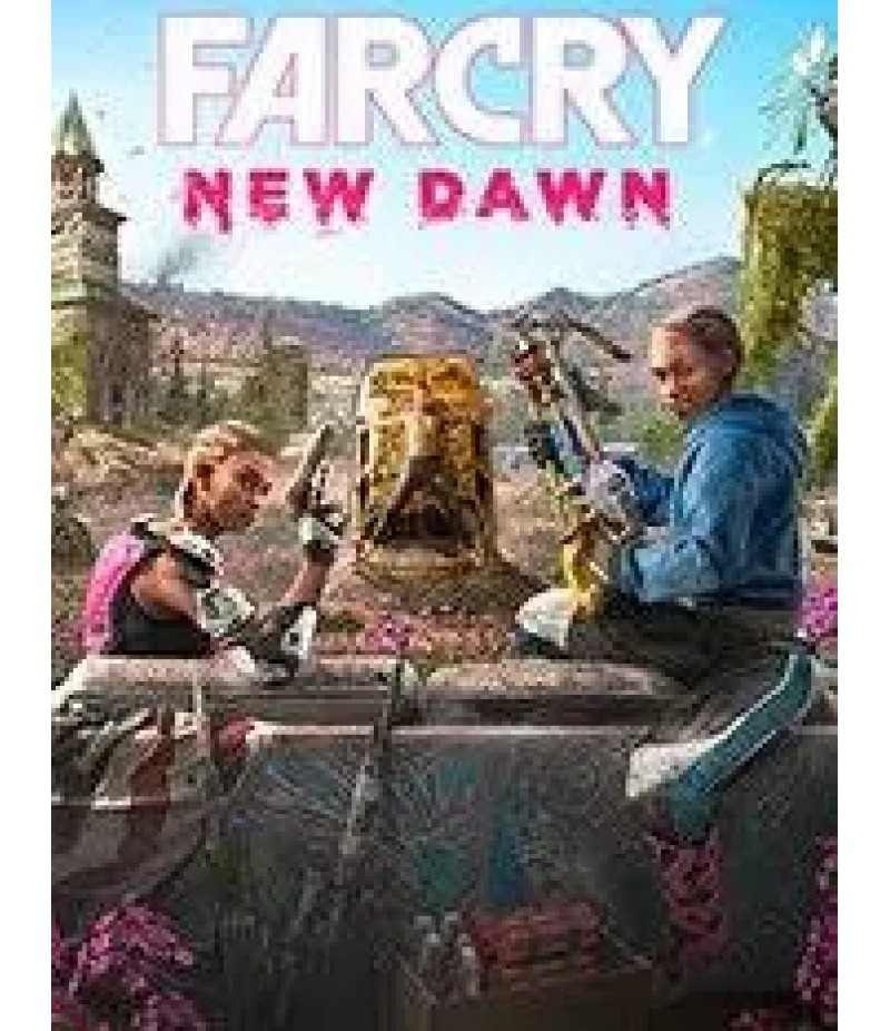 Far Cry New Dawn  >  Items  >   Credits Pack(PC Only)  >  Far Cry New Dawn