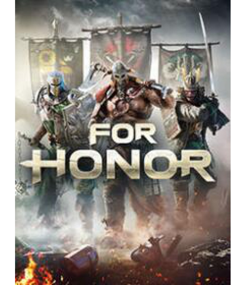 For Honor>Items>For Honor(DLC)>FOR HONOR YEAR 1 HEROES BUNDLE