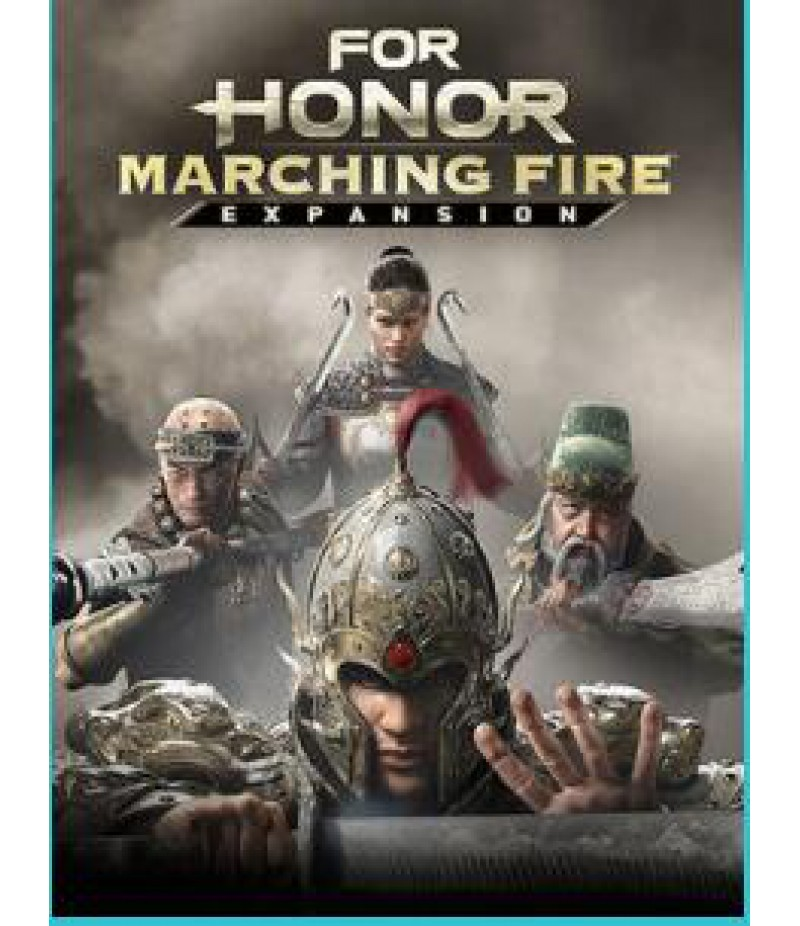 For Honor  >  Items  >  For Honor(DLC)  >  Marching Fire Expansion