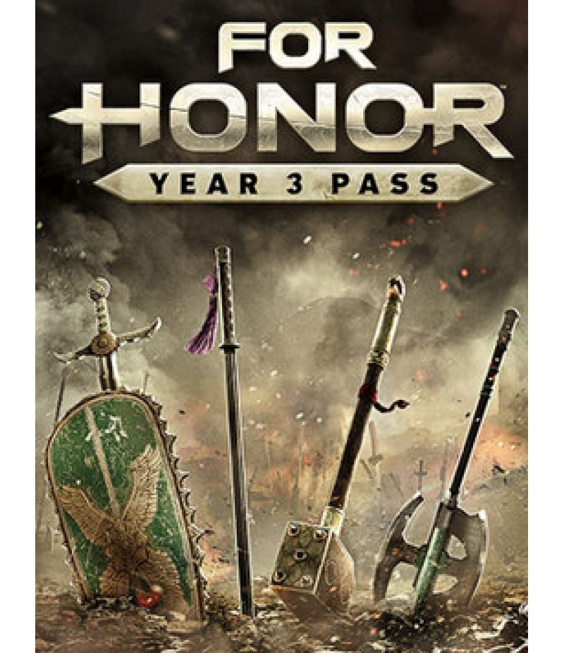 For Honor  >  Items  >  Steel Credits - PC  >  Year 3 pass