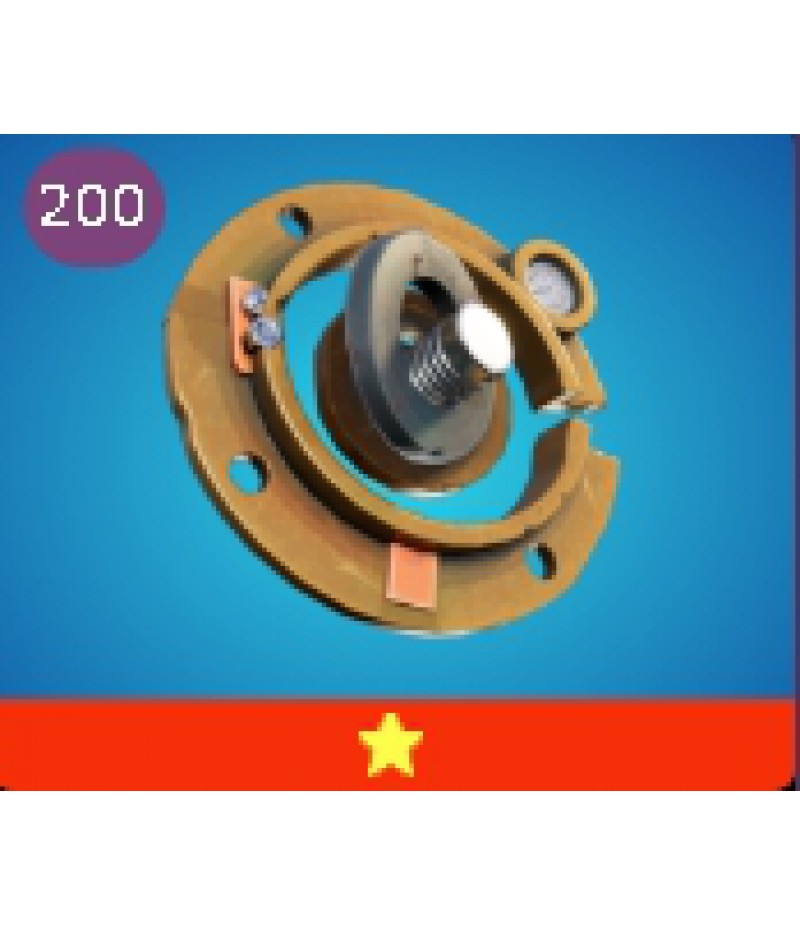 Fortnite  >  Items  >  Items - Materials  >  Rusty Mechanical Parts Tier 1