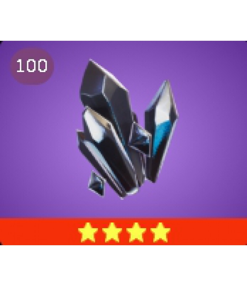 Fortnite  >  Items  >  Items - Materials  >  Shadowshard Crystal Tier 4