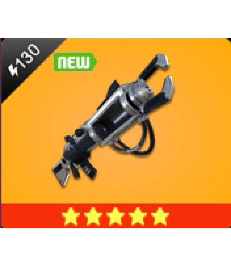 Fortnite>Items>Items - New items>Zapotron (Weapon Water) - 5 Stars