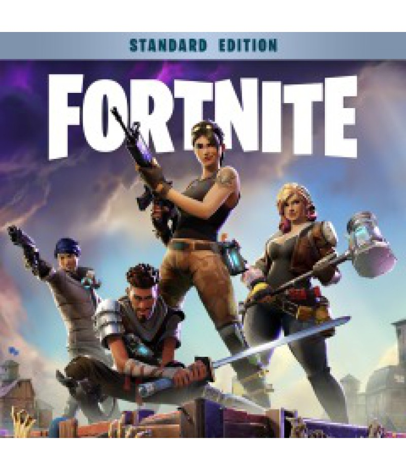 Fortnite>Items>Top Up (PC Only)>Standard Founders Pack