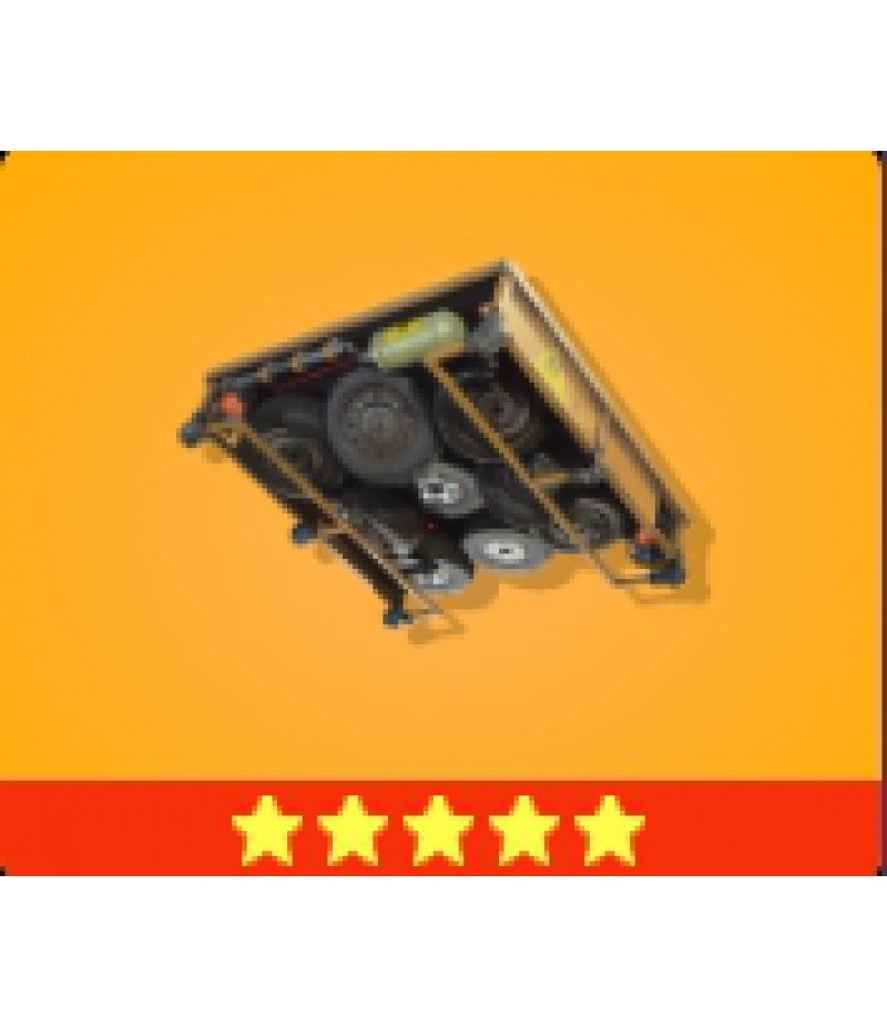 Fortnite  >  Items  >  Items - Traps  >  Ceiling Drop Trap - 5 Stars