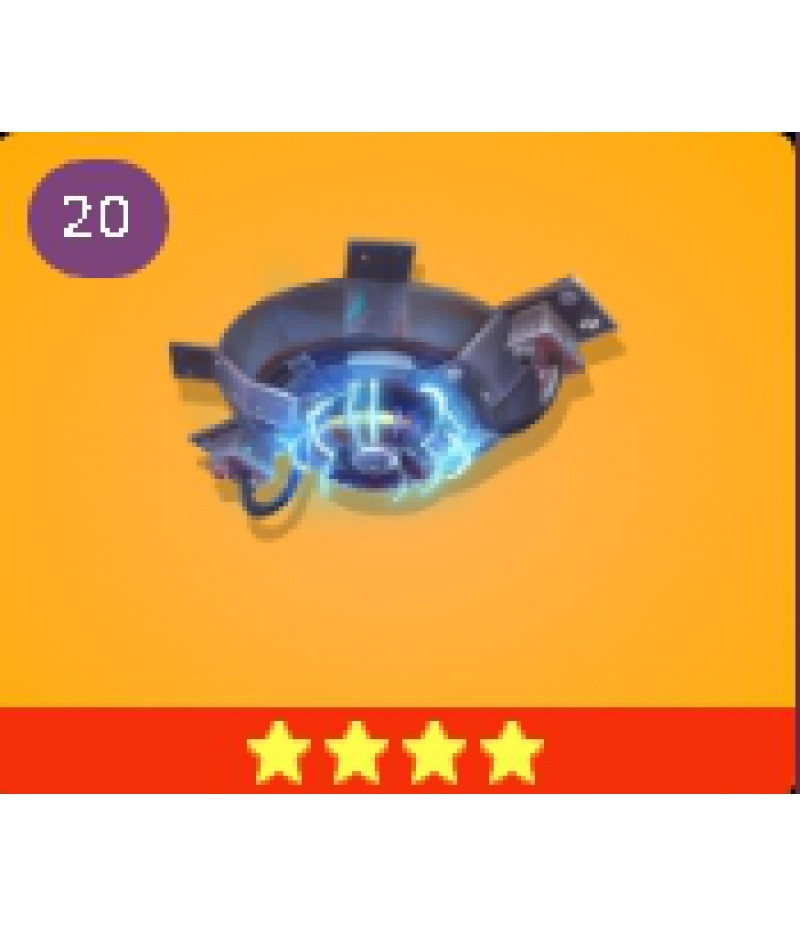 Fortnite  >  Items  >  Items - Traps  >  Ceiling Electric Field - 4 Stars