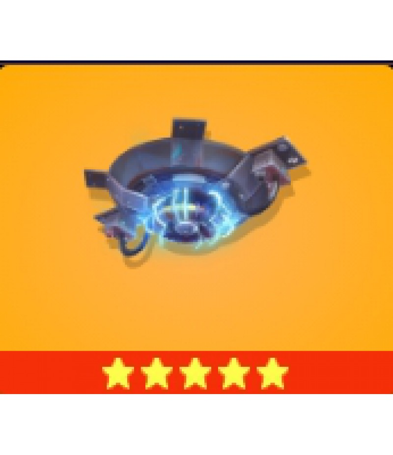 Fortnite  >  Items  >  Items - Traps  >  Ceiling Electric Field - 5 Stars