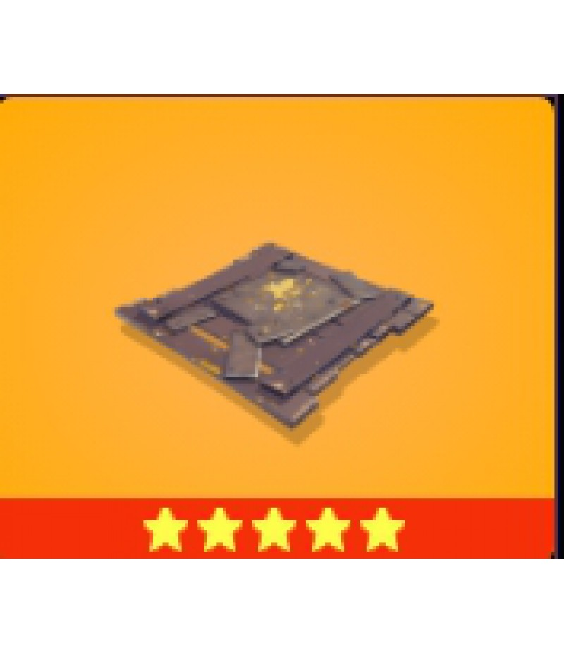 Fortnite  >  Items  >  Items - Traps  >  Floor Launcher - 5 Stars