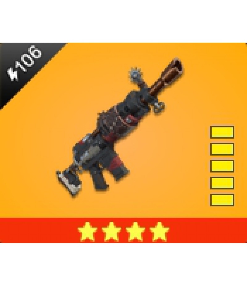 Fortnite>Items>Items - Weapone>Buzzcut - 4 Stars