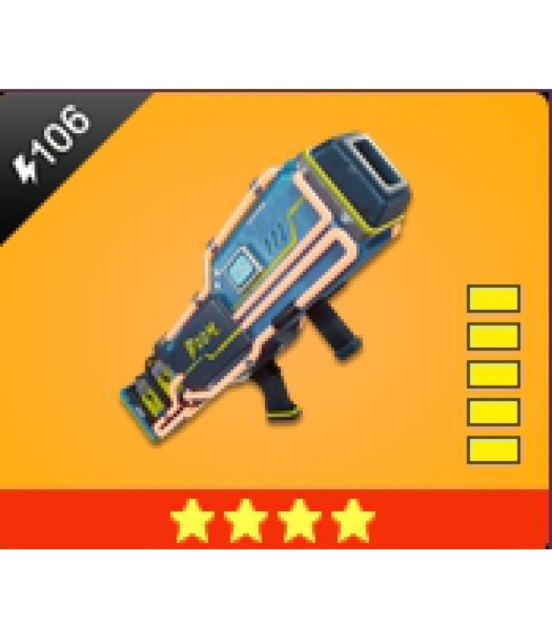 Fortnite  >  Items  >  Items - Weapone  >  Noble Launcher - 4 Stars