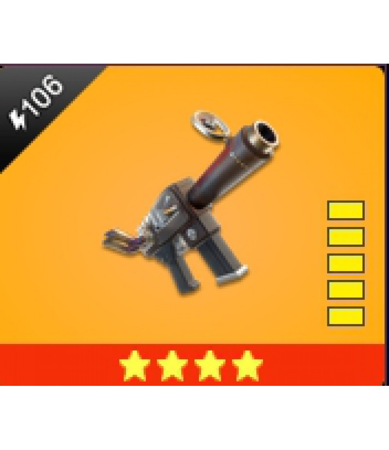 Fortnite  >  Items  >  Items - Weapone  >  Ratatat - 4 Stars
