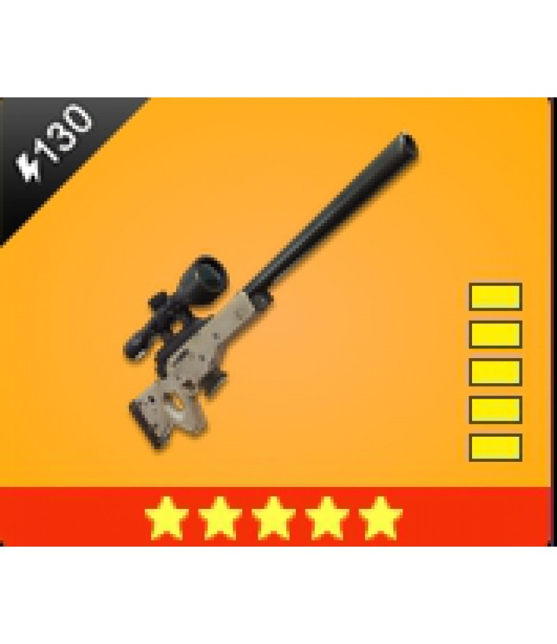 Fortnite>Items>Items - Weapone>Scoped Dragonfly - 5 Stars