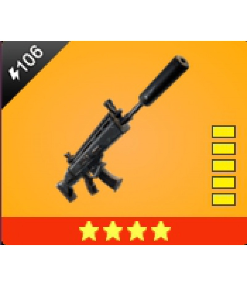 Fortnite>Items>Items - Weapone>Wraith - 4 Stars