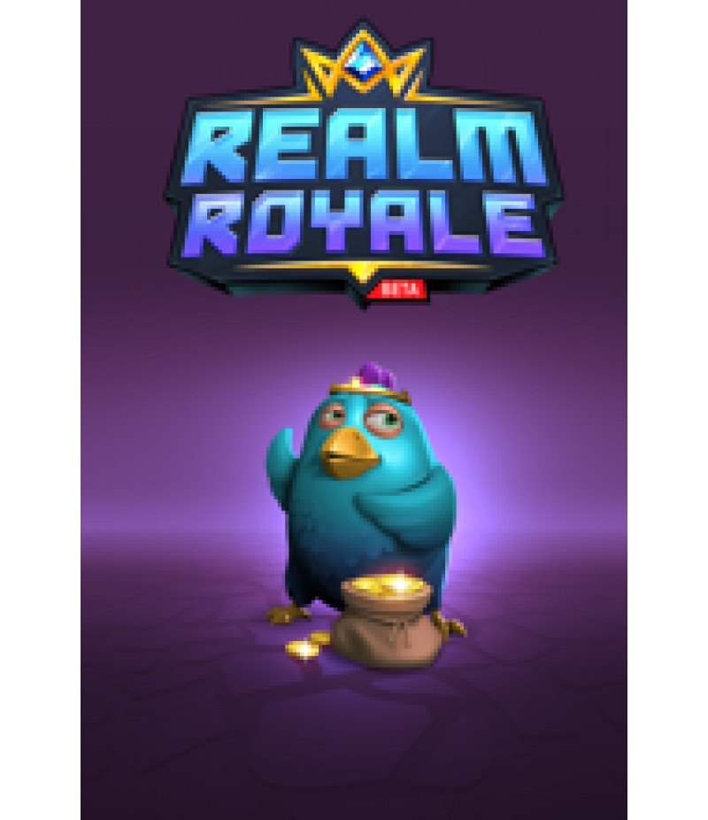 Realm royale  >  Crowns  >  Crowns(PC Only)  >  1000 Crowns