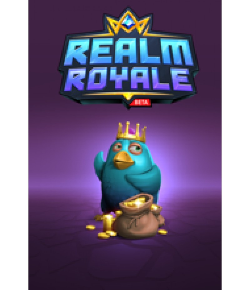 Realm royale  >  Crowns  >  Crowns(PC Only)  >  2200 Crowns
