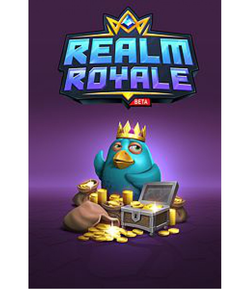Realm royale  >  Crowns  >  Crowns(PC Only)  >  4200 Crowns