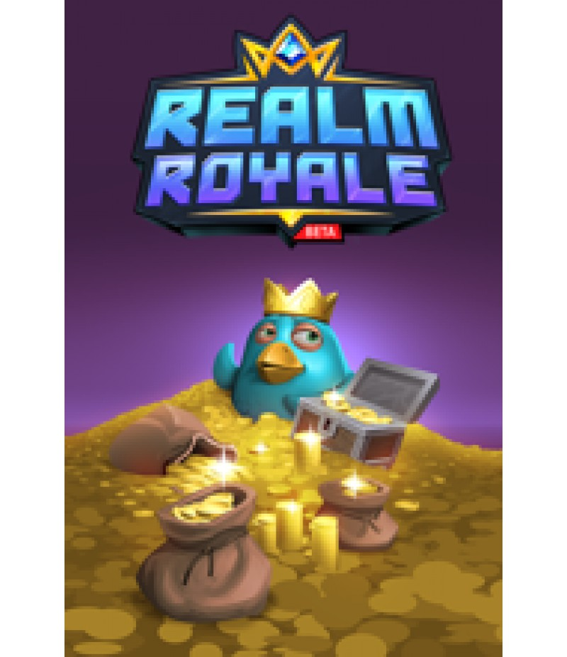 Realm royale  >  Crowns  >  Crowns(PC Only)  >  6500 Crowns