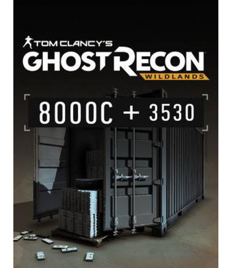 Tom Clancy's Ghost Recon Wildlands  >  Items  >  Ghost Recon Wildlands Credits - PC  >  11530 GR Credits