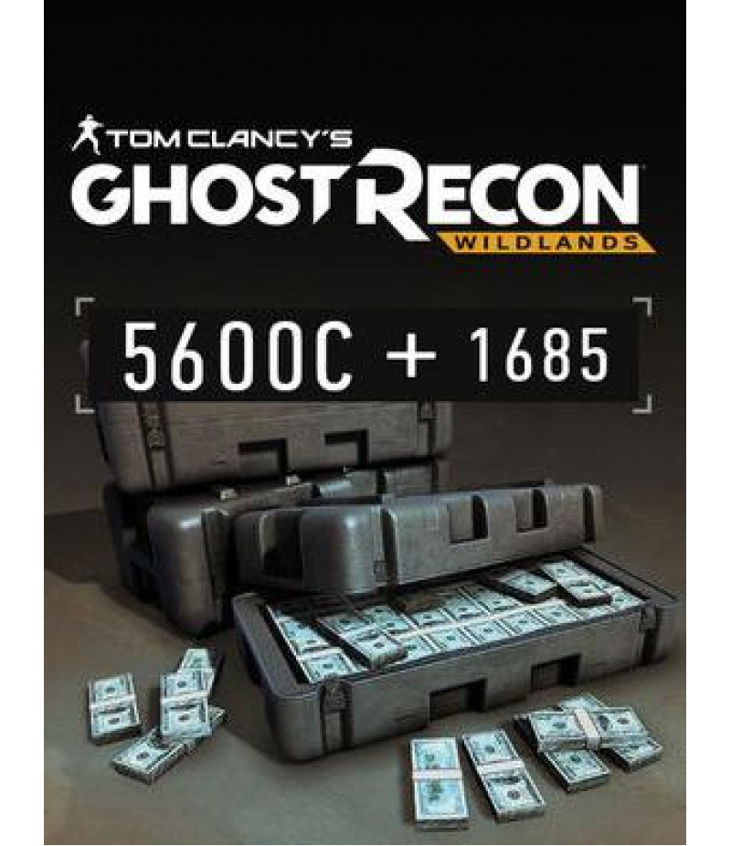 Tom Clancy's Ghost Recon Wildlands  >  Items  >  Ghost Recon Wildlands Credits - PC  >  7285 GR Credits
