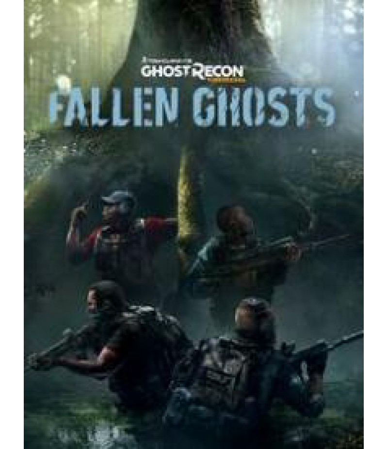 Tom Clancy's Ghost Recon Wildlands  >  Items  >  Ghost Recon Wildlands Credits - PC  >  Fallen Ghosts