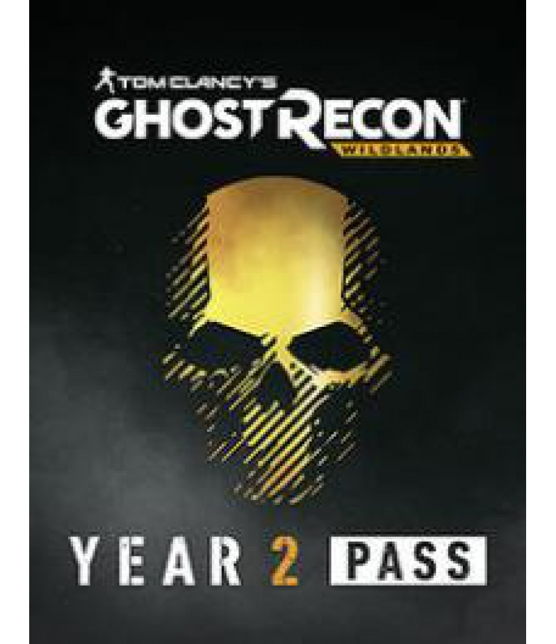 Tom Clancy's Ghost Recon Wildlands  >  Items  >  Ghost Recon Wildlands Credits - PC  >  Year 2 Pass