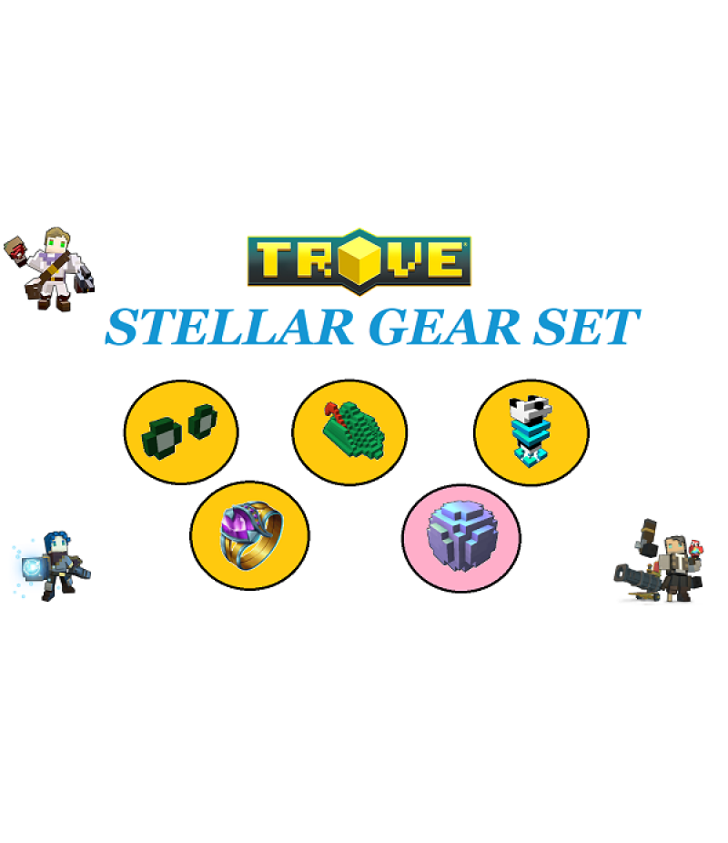 Trove  >  Items  >  PC Stellar Gear Set  >  Stellar Gear Set GS PC DT