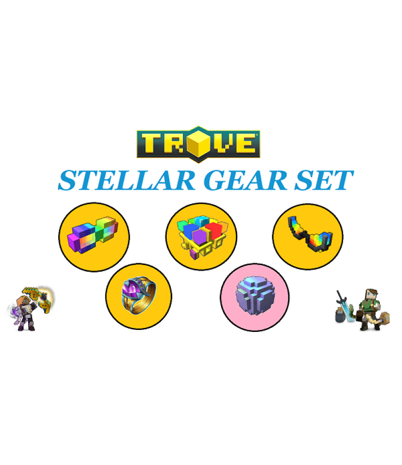 Trove  >  Items  >  PC Stellar Gear Set  >  Stellar Gear Set SG BM